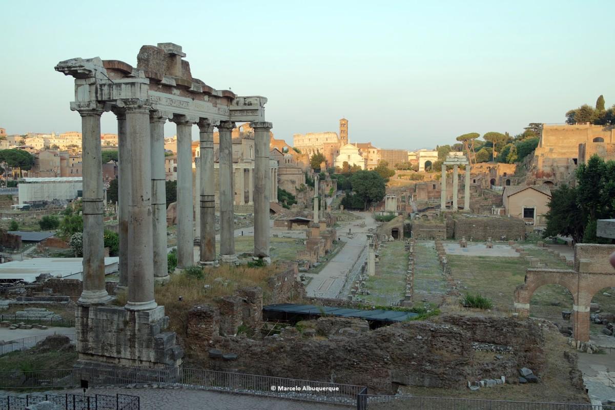 Roma - introdução