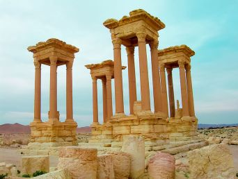 794px-Palmyra_Tetrapylon,_Syria