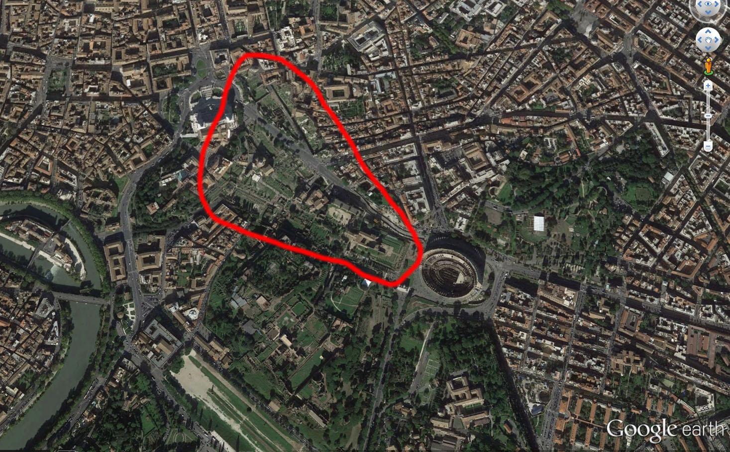 forum-romano-aereo