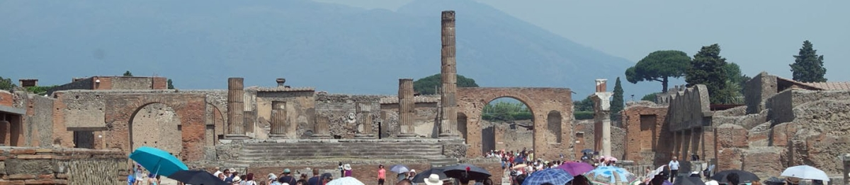 Pompeia - introdução