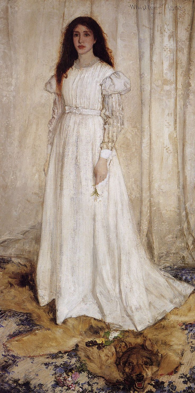 800px-Whistler_James_Symphony_in_White_no_1_(The_White_Girl)_1862.jpg